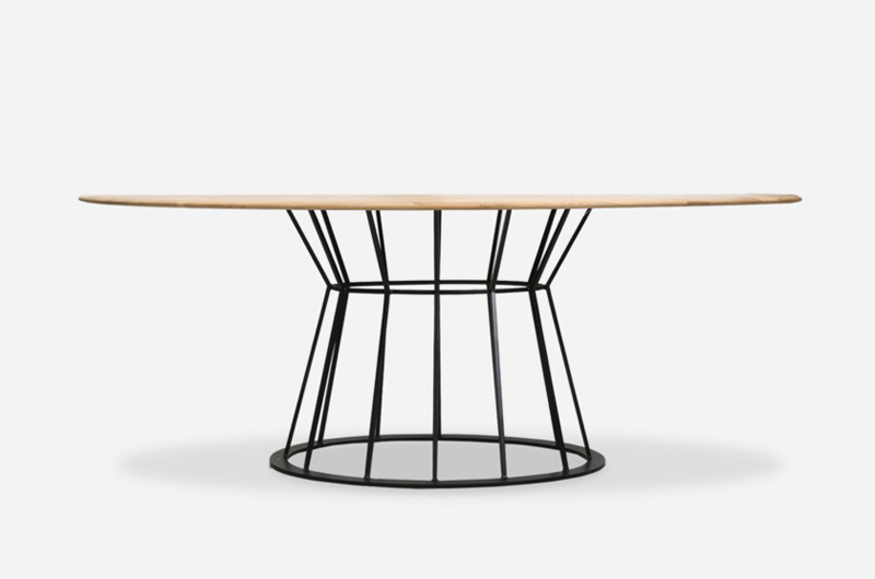 The Round Otis Dining Table