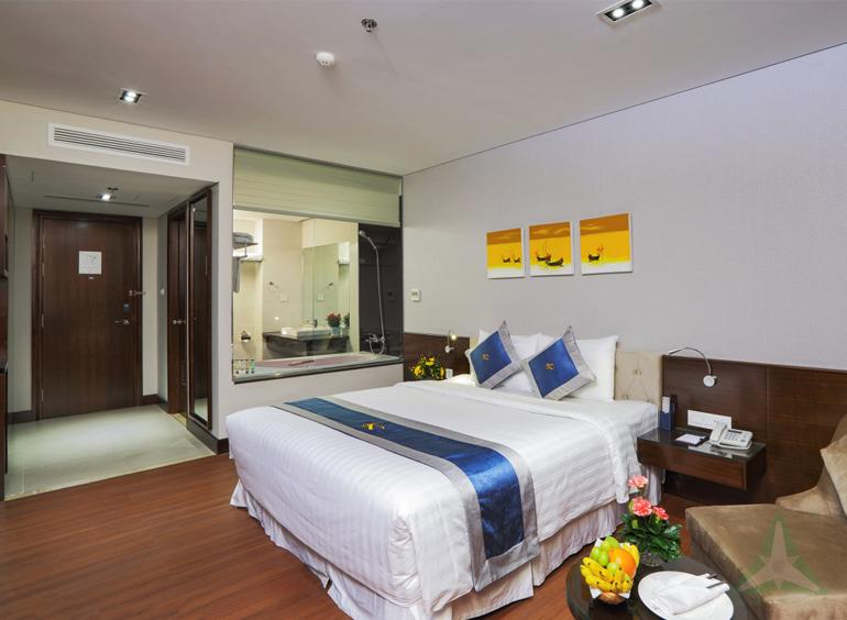 CENTRAL HOTEL NO.39-39A NGUYEN TRUNG TRUC, BEN THANH, QUAN 1