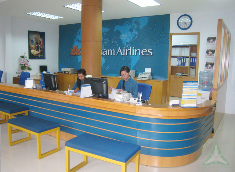VIETNAM AIRLINES TICKET ROOMS