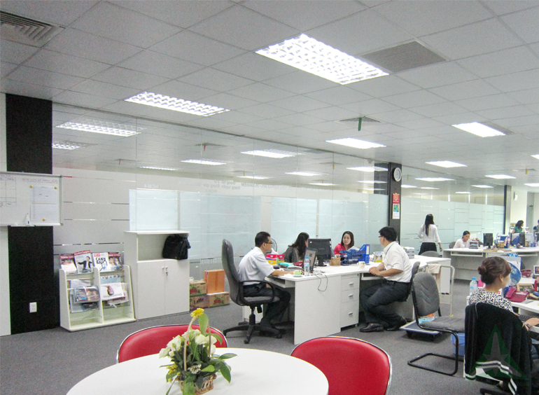 SHOWROOM, OFFICE OF VIETNAM KIRIN ACECOOK BEVERAGE Co.,Ltd