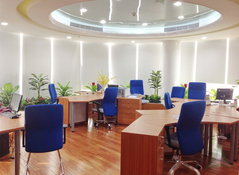 OFFICE OF HOANG QUAN REAL ESTATE JOINT STOCK COMPANY