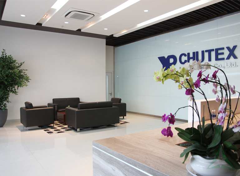 OFFICES OF CHUTEX INTERNATIONAL CO. LTD.,