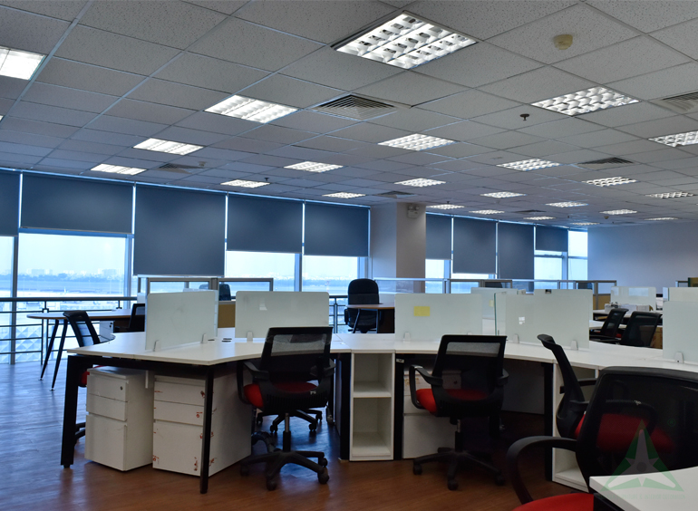 OFFICE & SHOWROOM OF UNIVERSAL ROBINA CORPORATION (URC) FACTORY