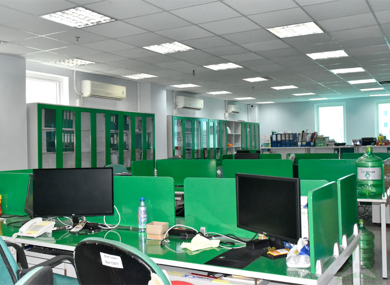 MAI LINH GROUP CORPORATION OFFICE.