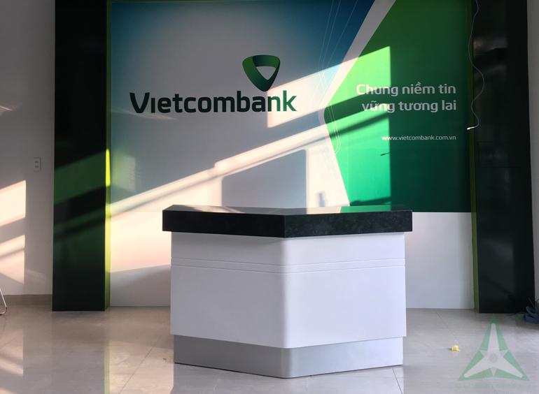 BRANCH OF VIETCOMBANK