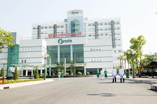 Bệnh viện Quốc Tế Green - Hải Phòng | Hospitalsbox.com