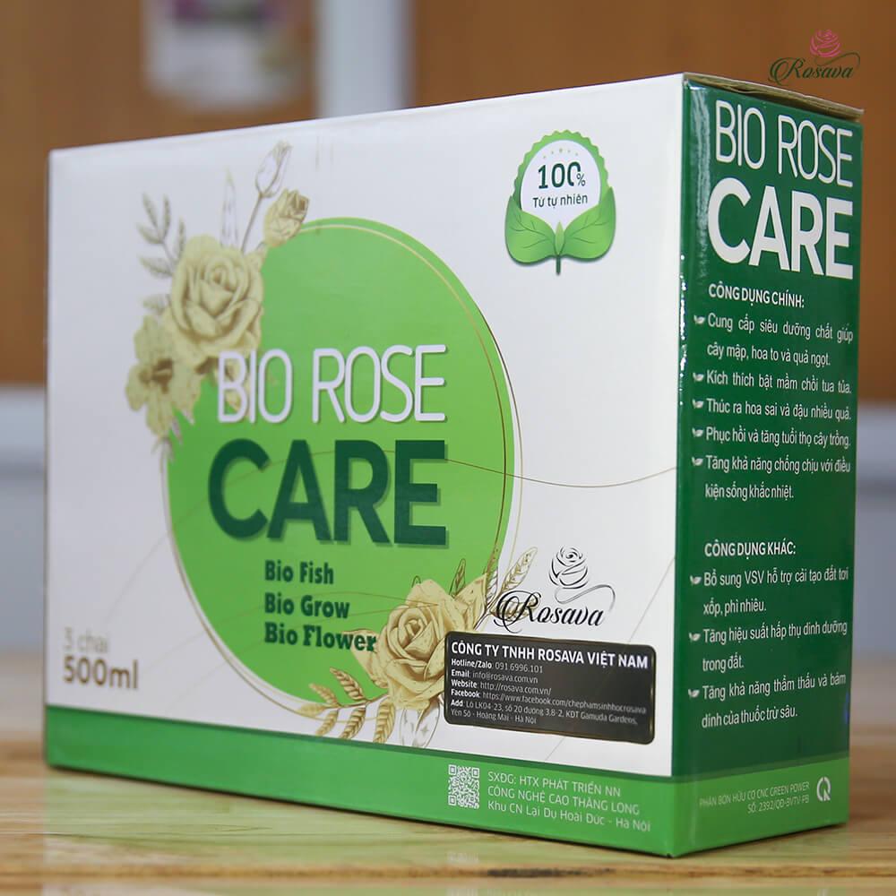 Combo Rose Care (plus) – phân bón cho hoa hồng cao cấp kích mầm, dưỡng mầm, kích hoa