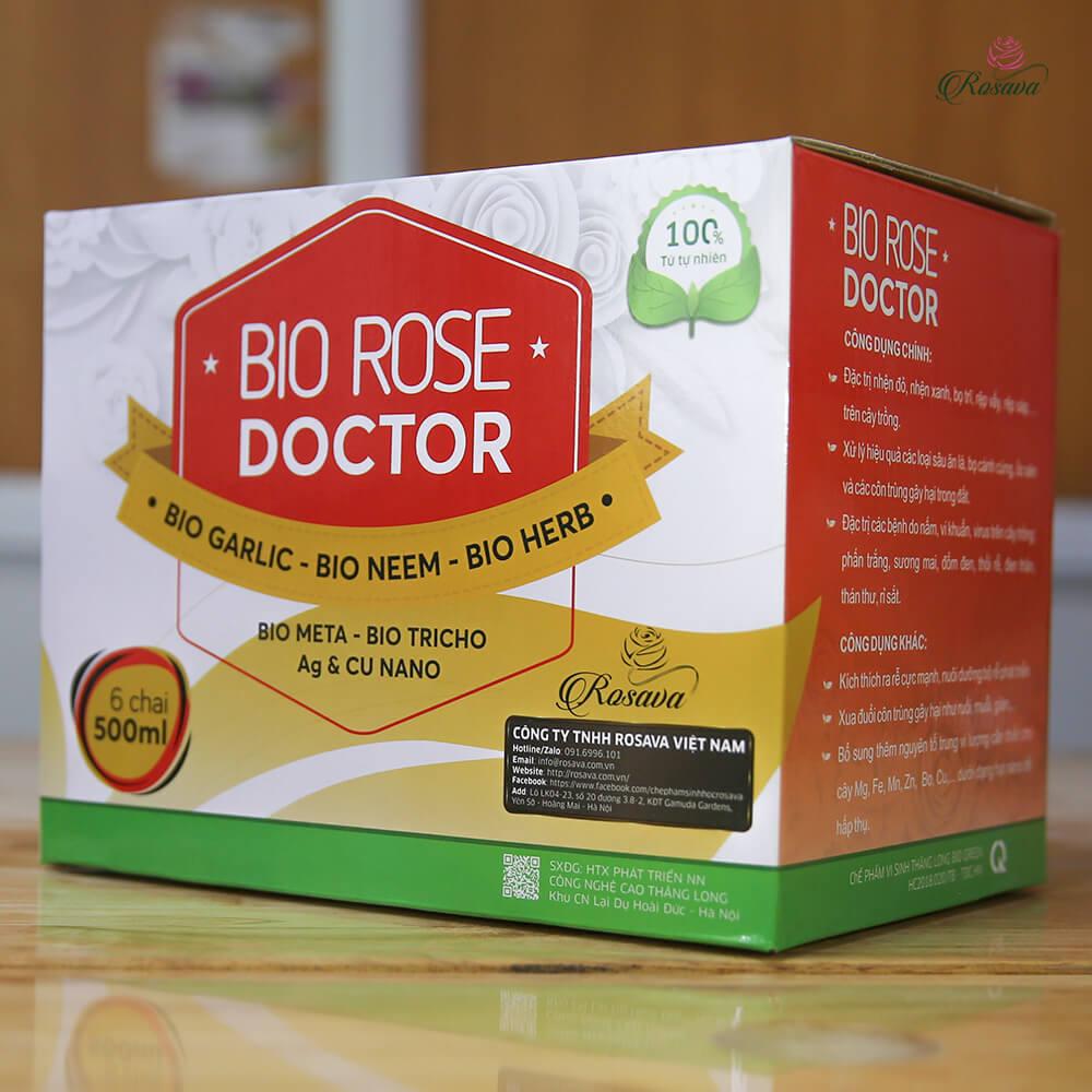 Rose Doctor – thuốc trừ sâu sinh học thế hệ mới cao cấp công nghệ Nhật