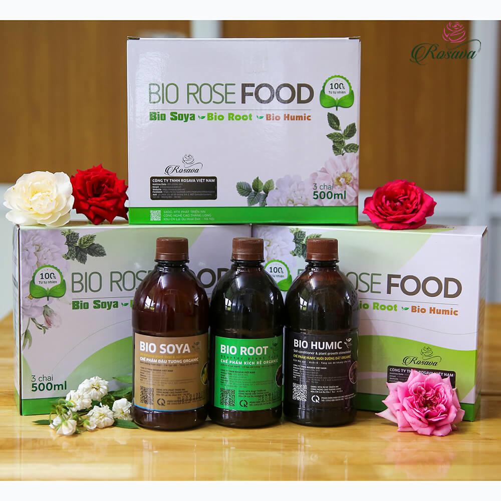 Combo Rose Food – phân bón cho hoa hồng