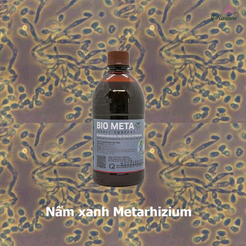 Bio Meta – thuốc trừ sâu sinh học thế hệ mới công nghệ Nhật