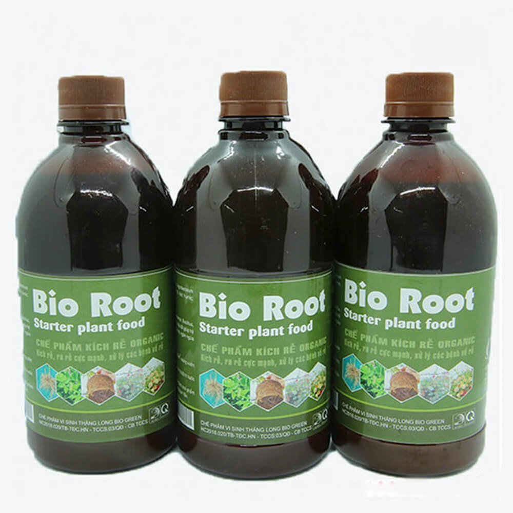Phân bón kích rễ Bio Root – phân bón sinh học cao cấp công nghệ Nhật