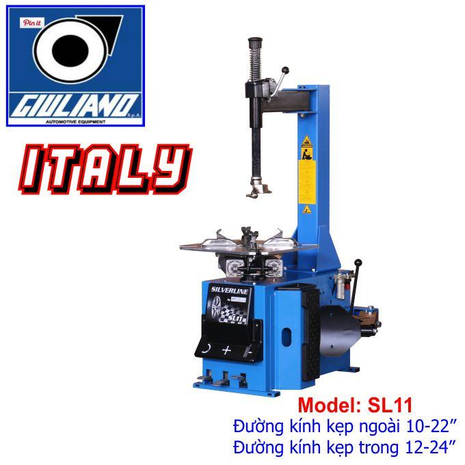 Máy ra vào lốp SL11 - ITALY