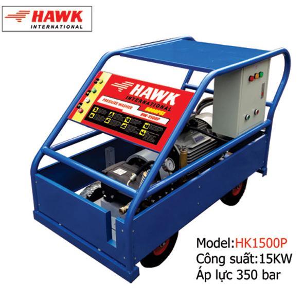 Máy phun rửa công nghiệp 15KW-350Bar