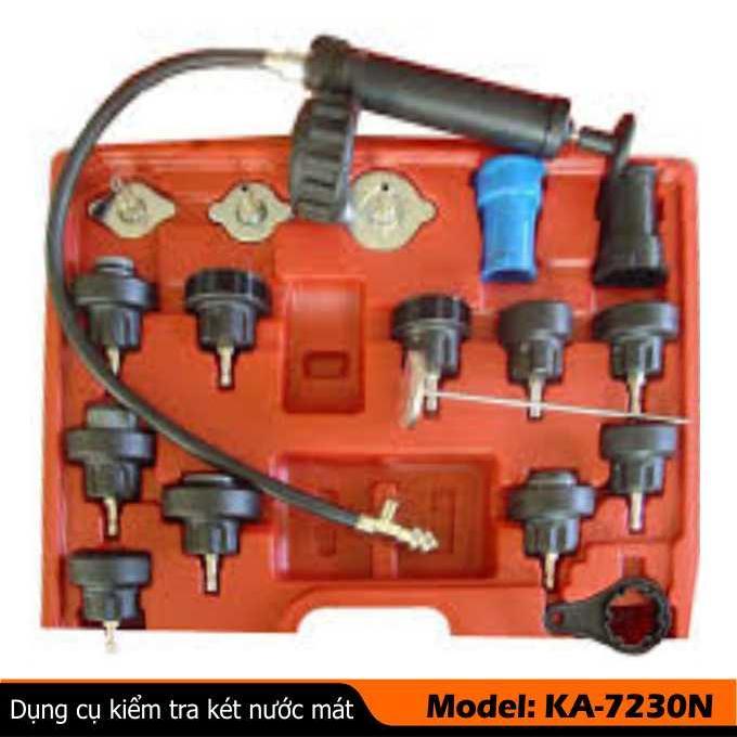 Bộ dụng cụ kiểm tra két mát KA-7230N