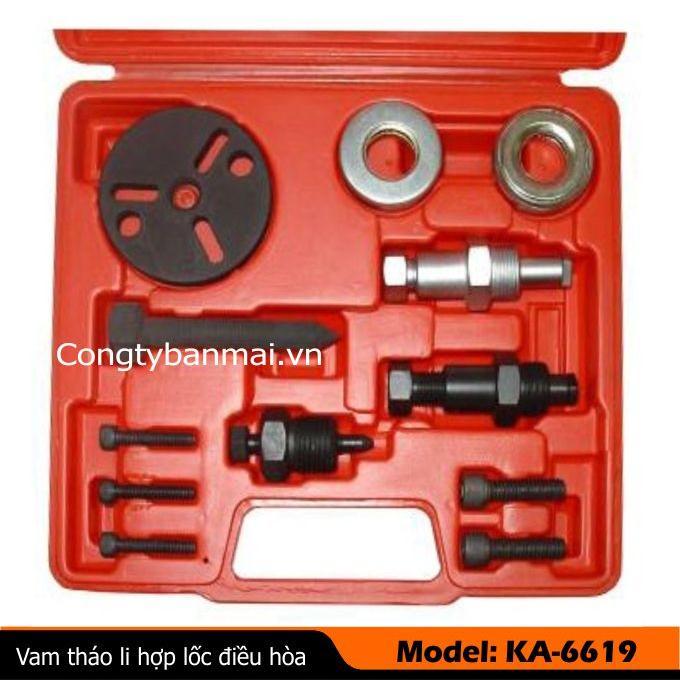 Vam tháo li hợp lốc điều hoà KA-6619