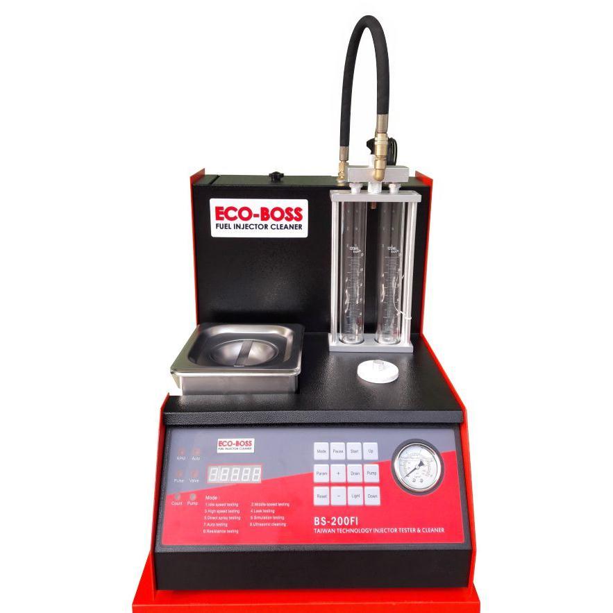 Máy súc rửa kim phun xăng điện tử ECO-BOSS