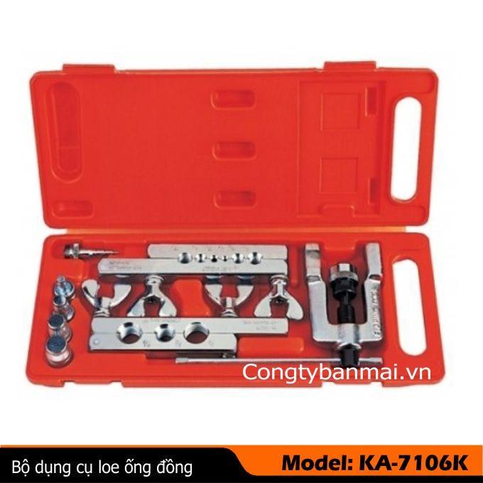 Bộ dụng cụ cắt ống - loe ống KA-7106K