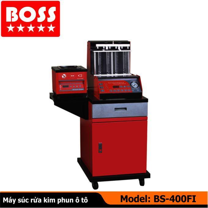 Máy súc rửa kim phun ô tô BS-400FI