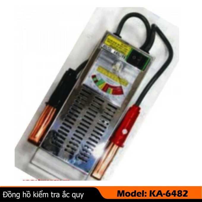 Đồng hồ kiểm tra tình trạng ắc qui KA-6482
