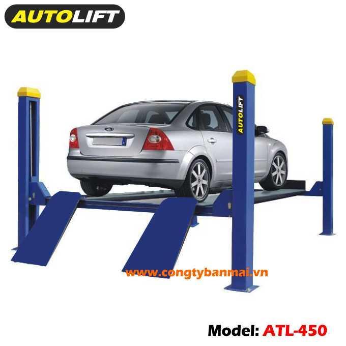 Cầu nâng ô tô 4 trụ ATL-450