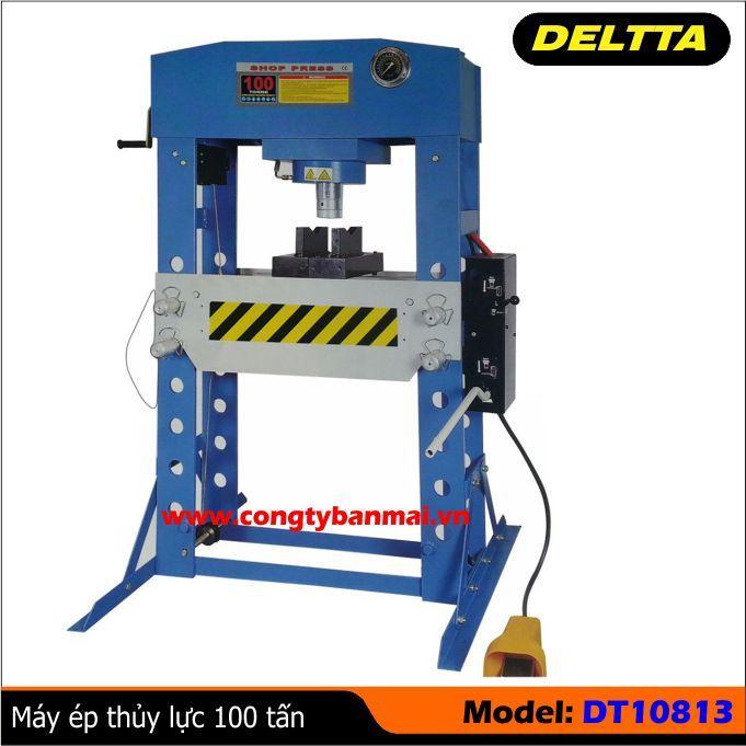 Máy ép thủy lực 100 tấn DT10813