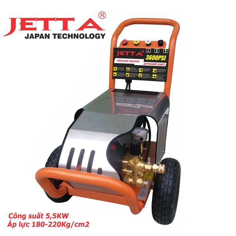 Máy rửa xe 5,5 KW JET5500P-250T