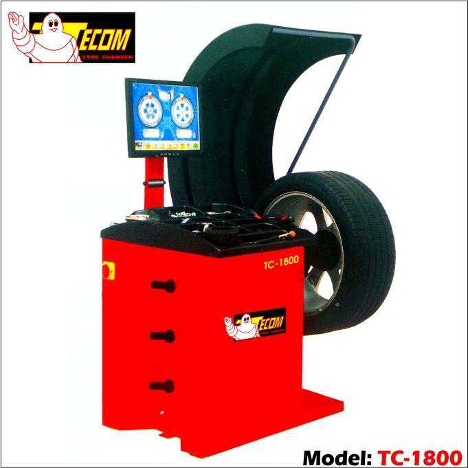 Máy cân bằng lốp TC-1800