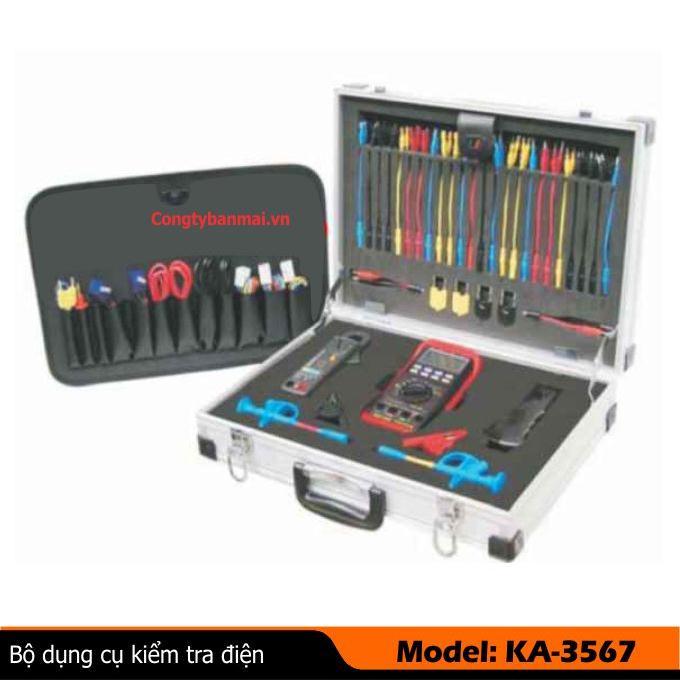 Bộ dụng cụ  kiểm tra điện ô tô  KA-3567