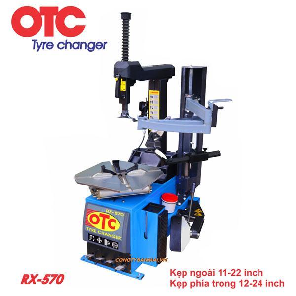 Máy ra vào lốp tự động RX-570