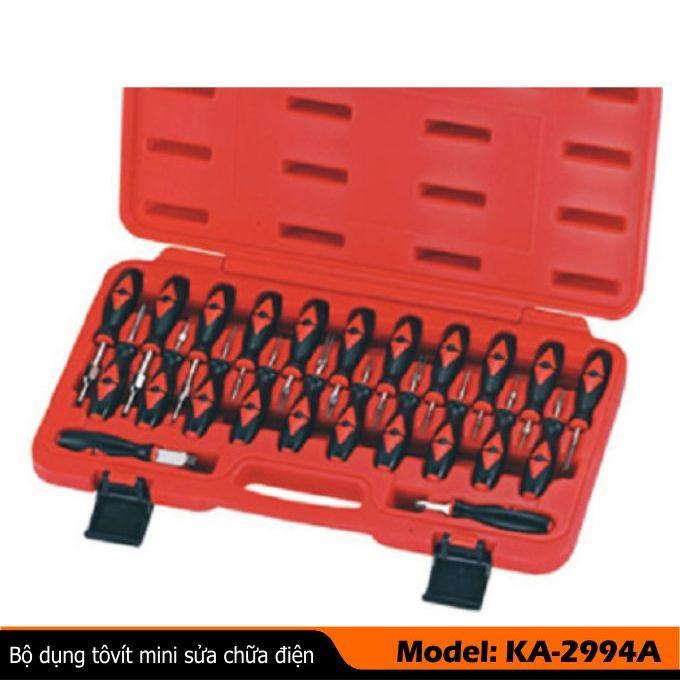 Bộ tô vít mini điện KA-2994A
