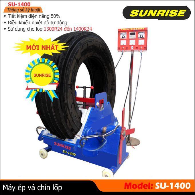 Máy vá ép chín lốp SUNRISE