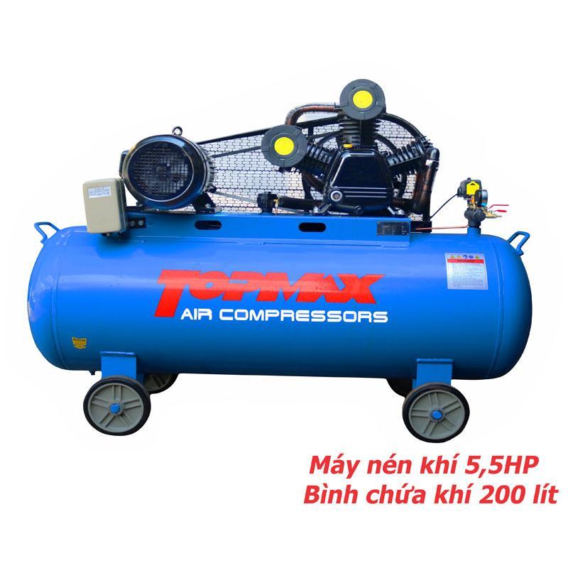 Máy nén khí 5,5 HP TOPMAX