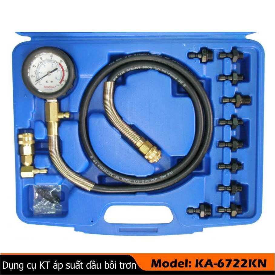 Đồng hồ kiểm tra Áp suất dầu bôi trơn KA-6722KN