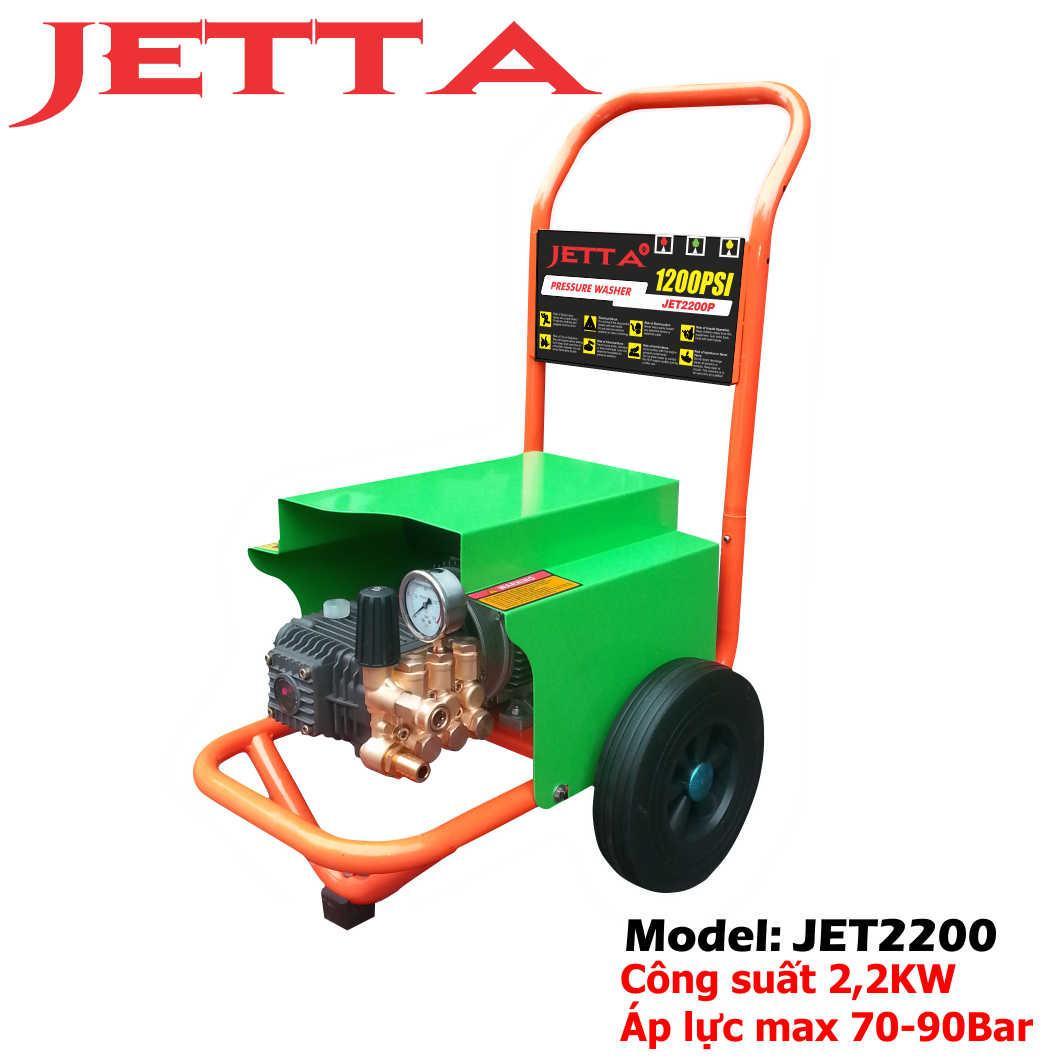 Máy rửa xe 2,2KW - JET2200P