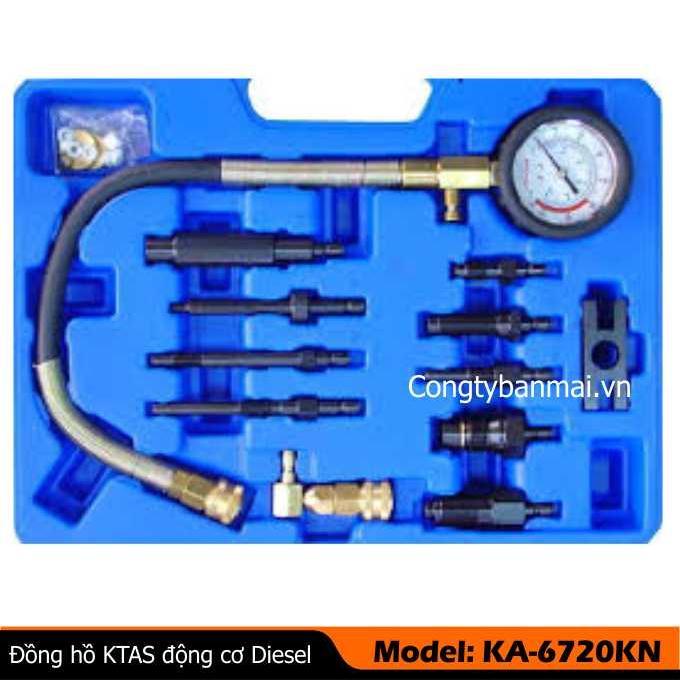 Dụng cụ kiểm tra áp suất ĐC  Diesel KA-6720KN