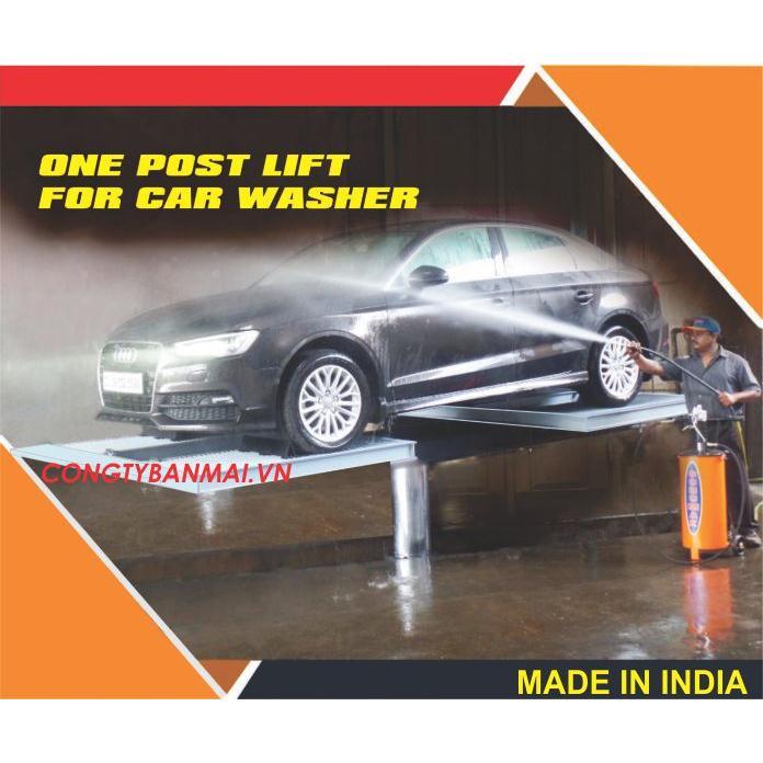 Cầu nâng rửa xe ô tô Ấn Độ