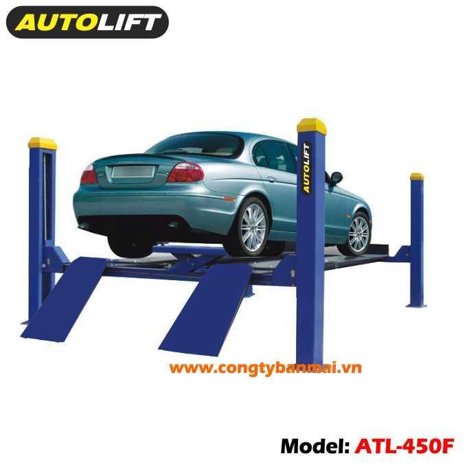 Cầu nâng ô tô 4 trụ ATL450F