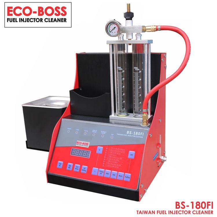 Máy súc rửa kim phun xe máy BS-180FI