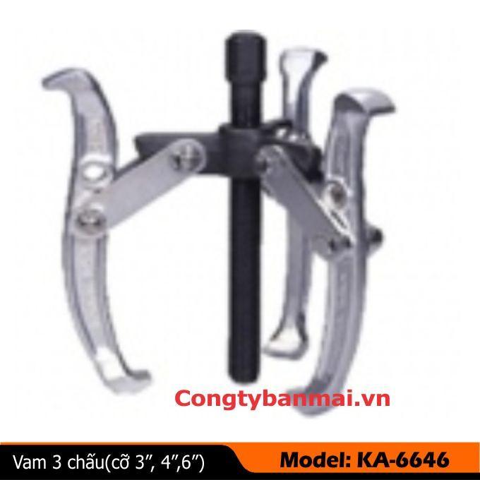 Vam 3 chấu KA-6646 ( 3inch)