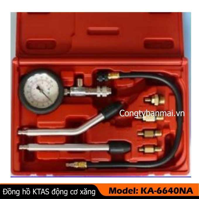Đồng hồ kiểm tra áp suất  động cơ xăng KA-6640NA