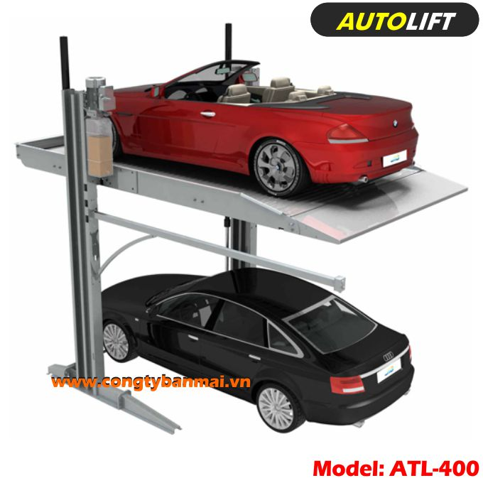 Cầu nâng ô tô đậu xe ô tô 2,3 tấn  ATL-400