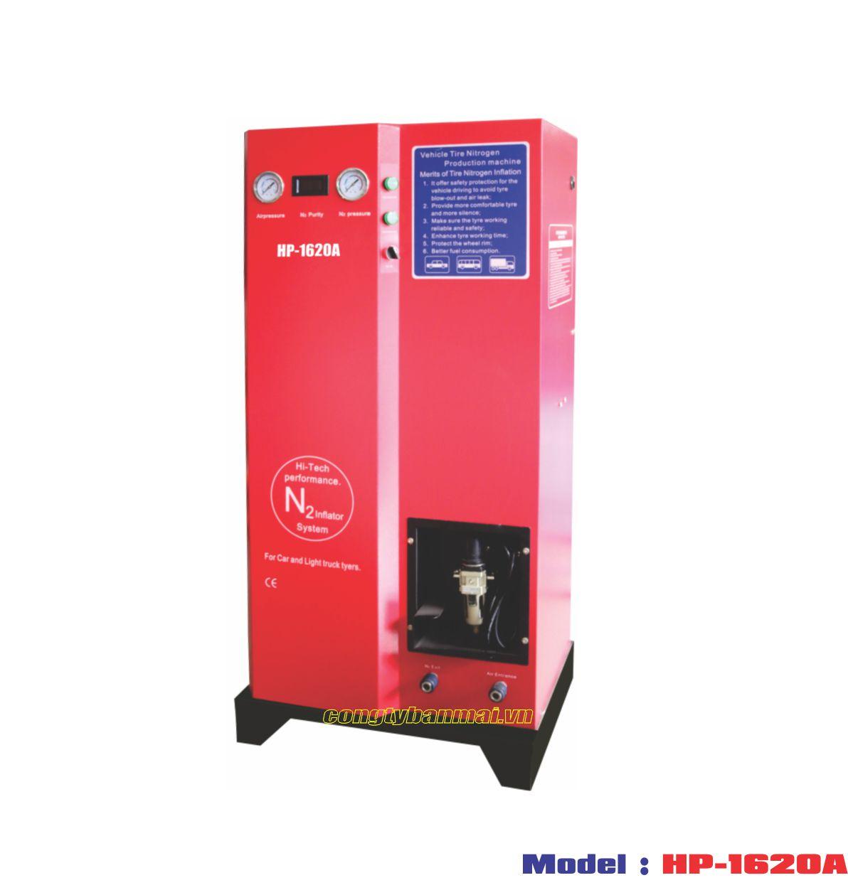 Máy bơm khí Ni tơ HP-1620A