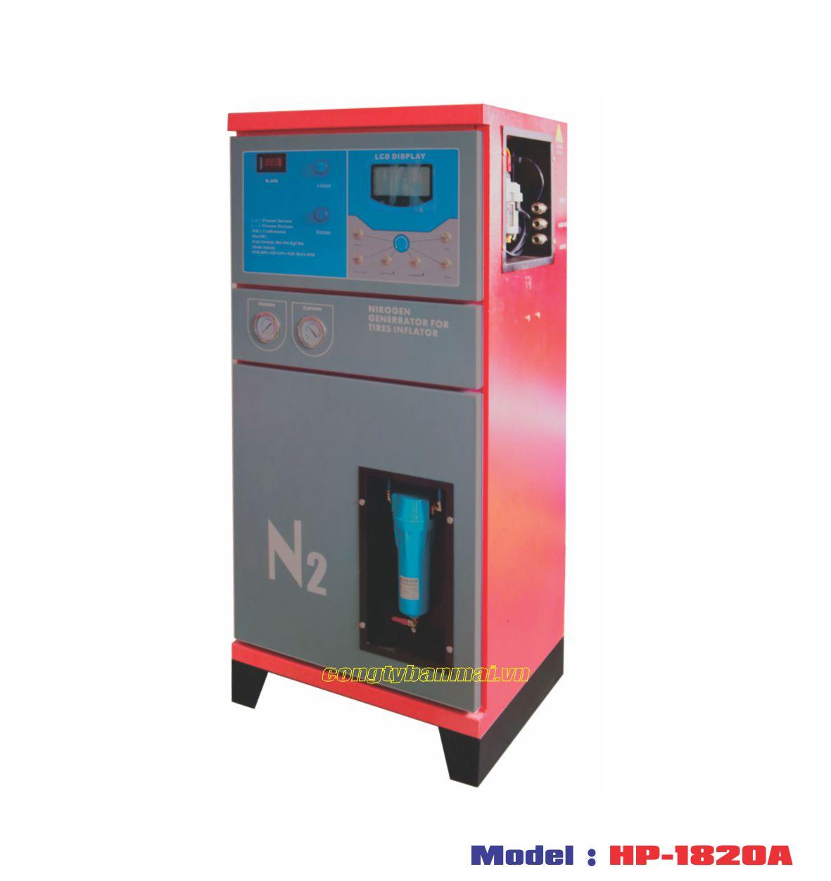 Máy bơm khí nitơ kiểu tự động HP-1820A