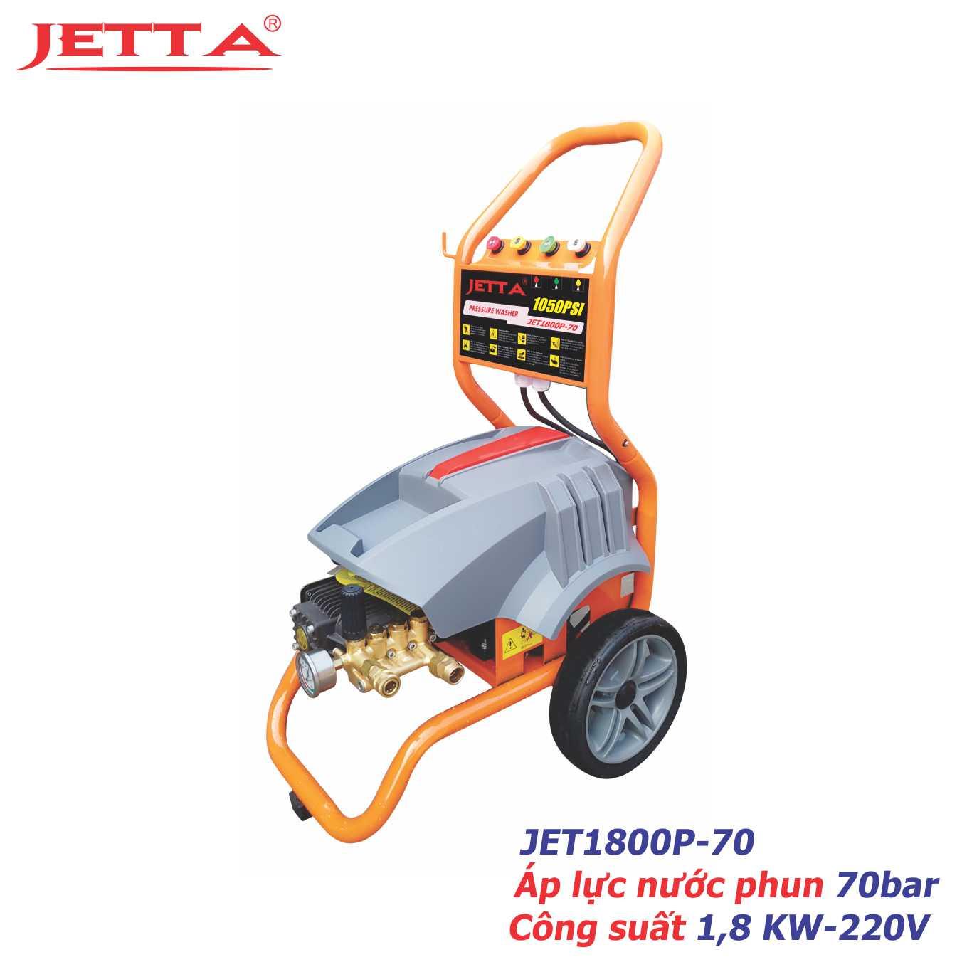 Máy rửa xe 1,8KW JET1800-70