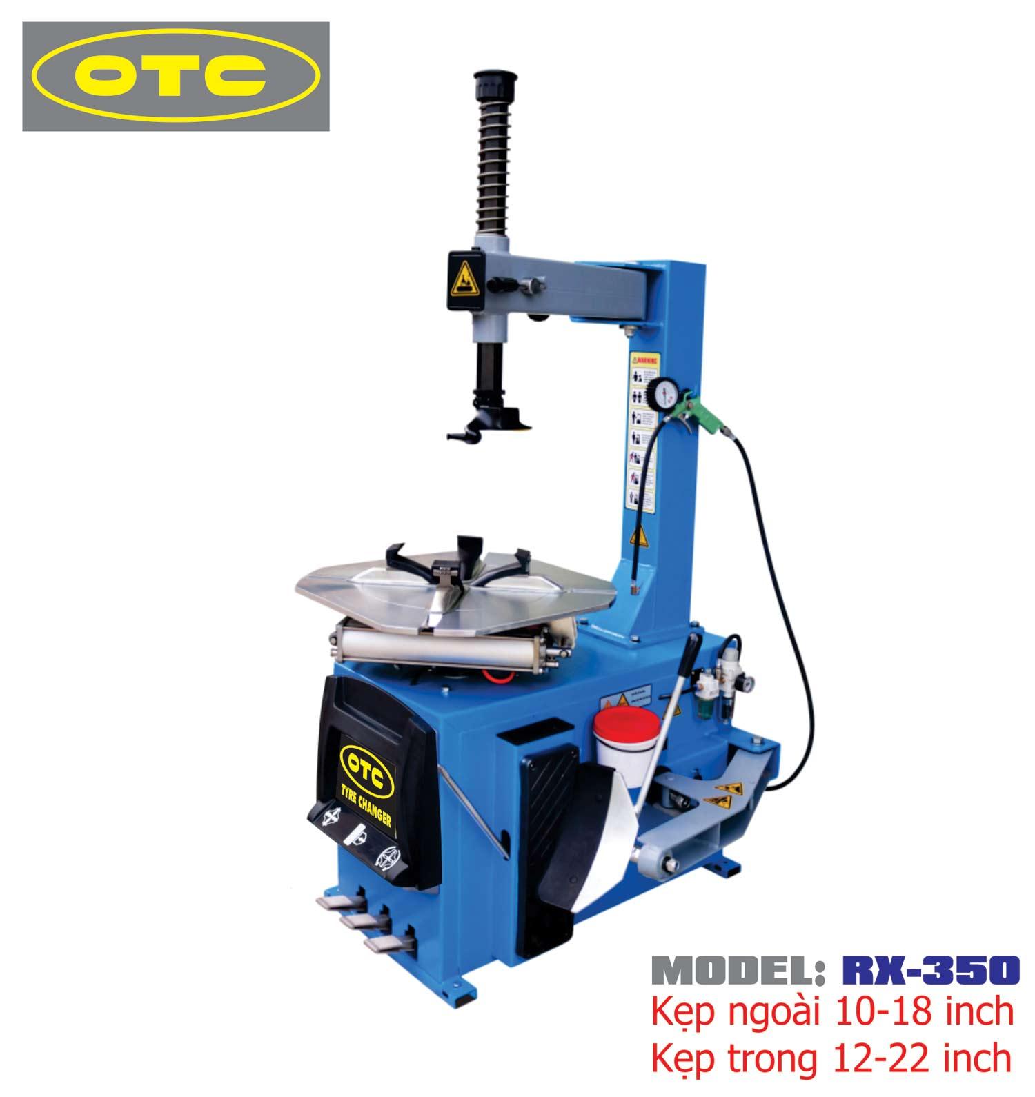 Máy ra vào lốp OTC    RX-350