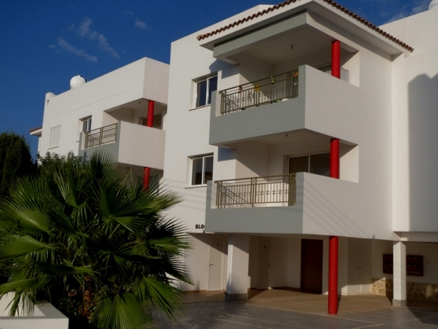 2 BEDROOM APARTMENT A15 WITH TITLE DEEDS - PARALIMNI