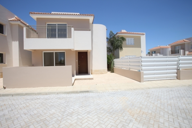 3 BEDROOM VILLA V9 TITLE DEEDS - PARALIMNI