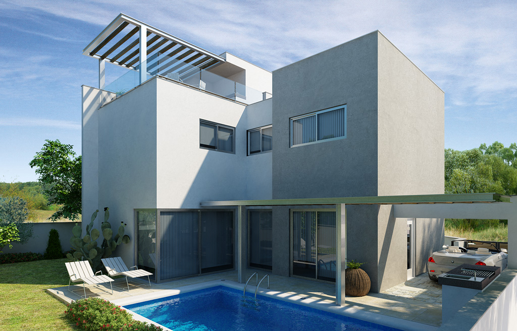 ELITE BLU HILLSIDE RESIDENCES V43 TYPE L 3 BEDROOM VILLA