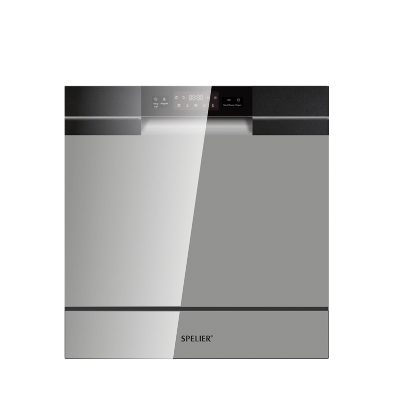 MÁY RỬA BÁT SP-08 DW/Silver