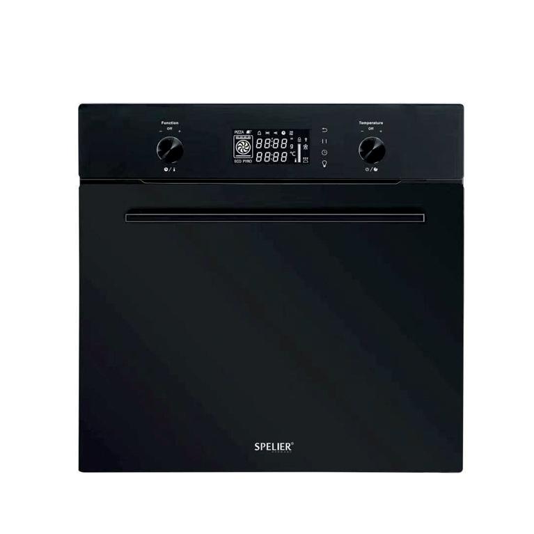 Lò nướng âm tủ SPB 80 PYR/BLACK